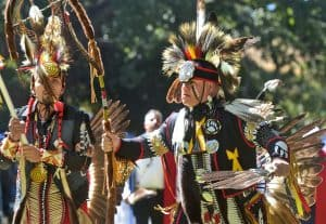 One popular event in Culver City is the PowWow event